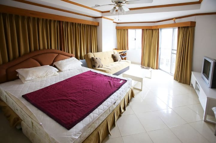 Fully air conditioned  Unit includes Pay TV