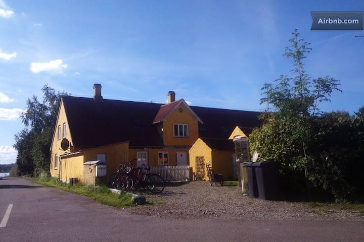 Ærøgården BnB - Single Room B1 - Marstal - Bed & Breakfast
