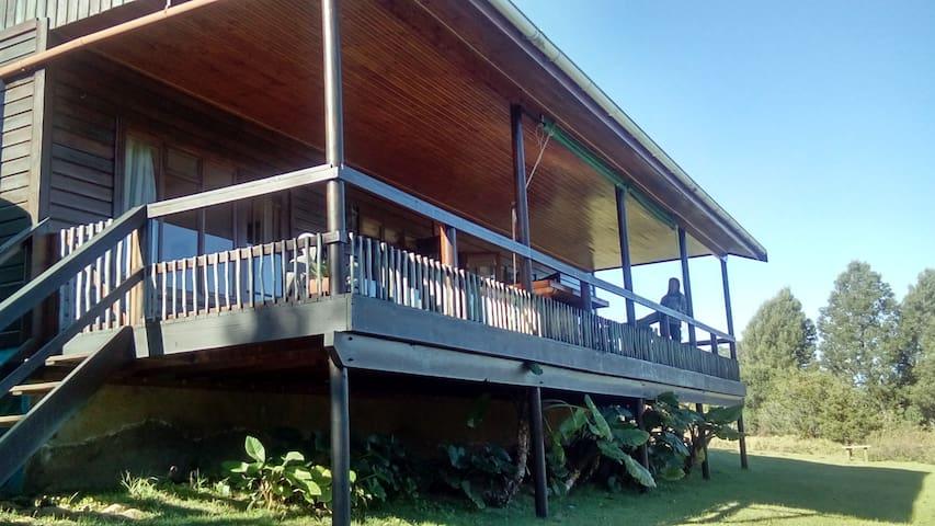 Elephant Rest Forest Cottage - Rheenendal