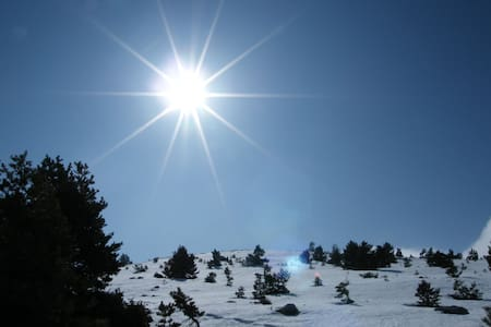 Gréolières les neiges - Duplex 6-7p - Gréolières
