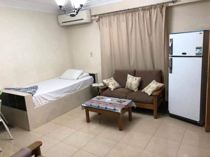 Simple And Cozy Studio In Maadi near The Corniche