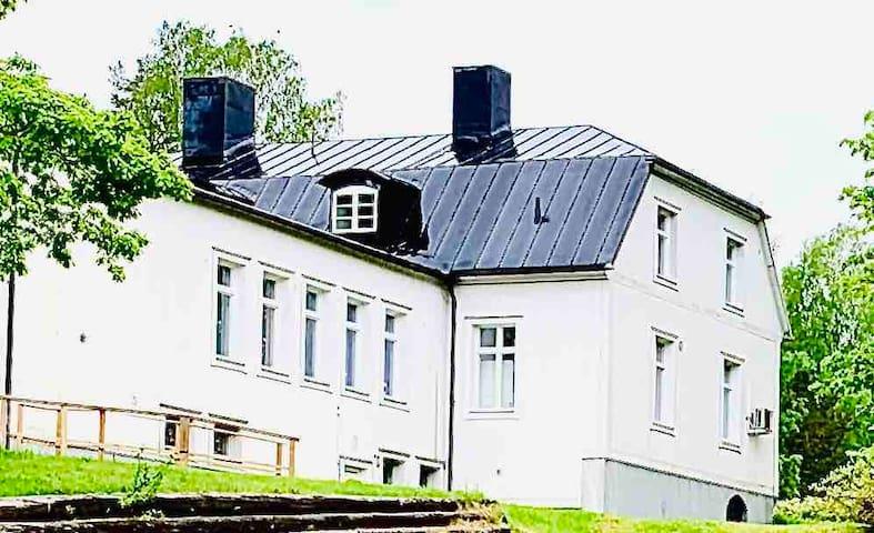 Manor at Dalälven