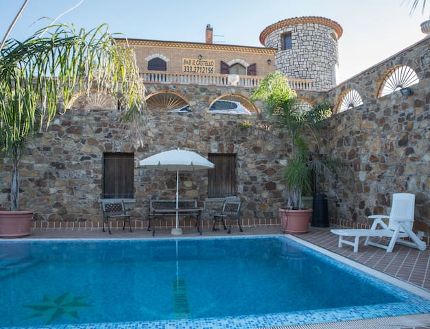 Suite al Castello - Piazza Armerina - Penzion (B&B)