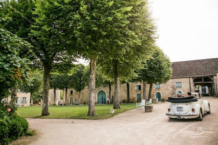 Guest loft in Burgundy heven