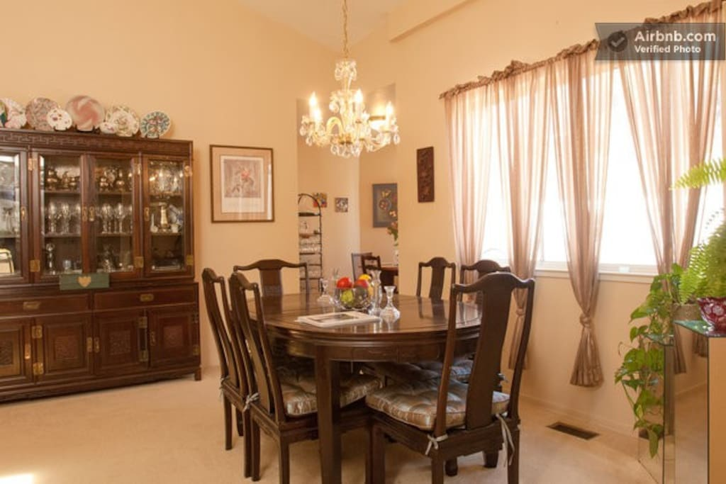 Our Dining Room...