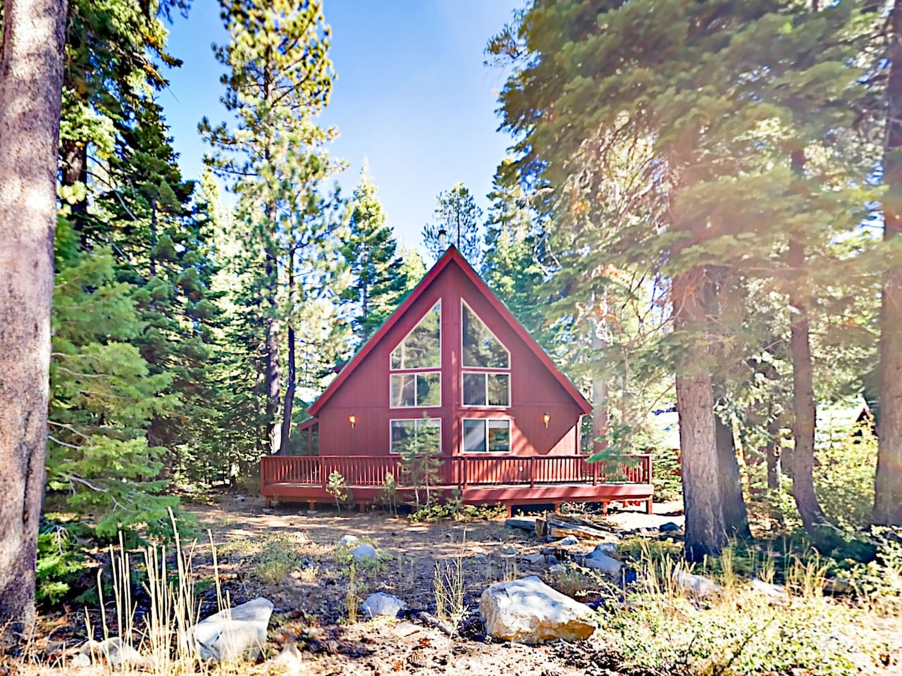 This private Tahoma retreat is professionally managed by TurnKey Vacation Rentals.