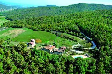 Cielo Apt@Il Cucciolo Holiday Farm - Città di Castello - Pis