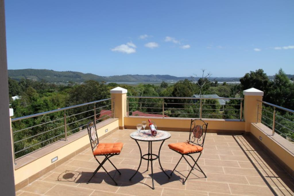 Africa Suite Terrasse with Panoramaview