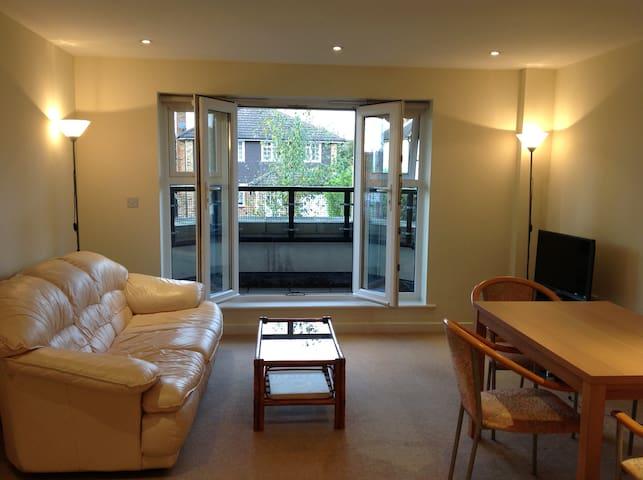 LUXURY 2 DOUBLE BEDROOM APARTMENT IN RUISLIP - Ruislip - Apartemen
