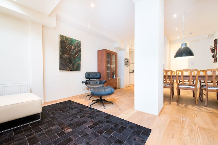 Nice apartment perfectly located