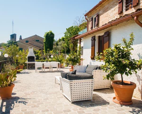 Casa Matilda a dream in Italy