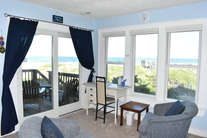 Blue Moon - Oceanfront Condo (Outer Banks Avon NC)