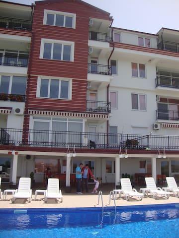 Villa Marta, str. Naum Ohridski 2g, 6000 Ohrid - Ohrid - Pis