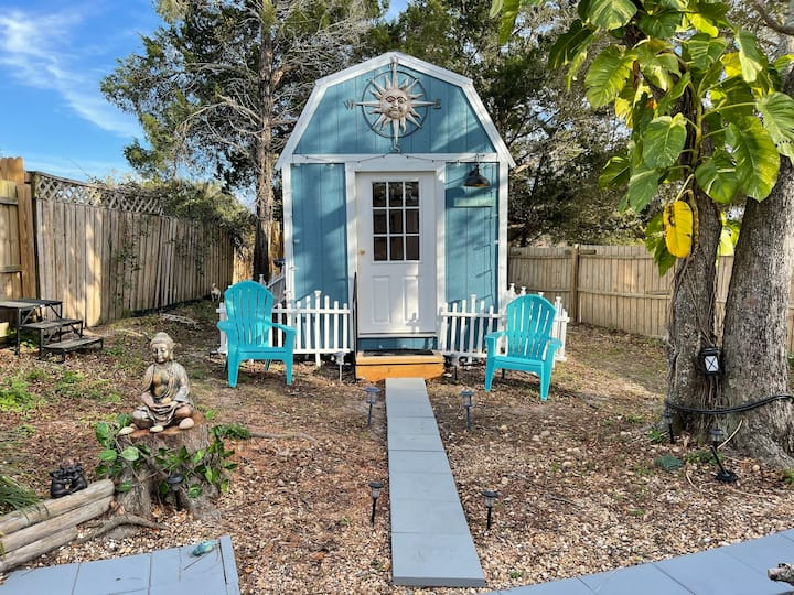 The cozy zen shed
