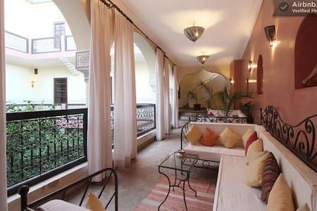 Private Bedroom in Medina B&B/Wifi. - Marrakesh