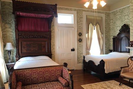 Longwood Bedroom