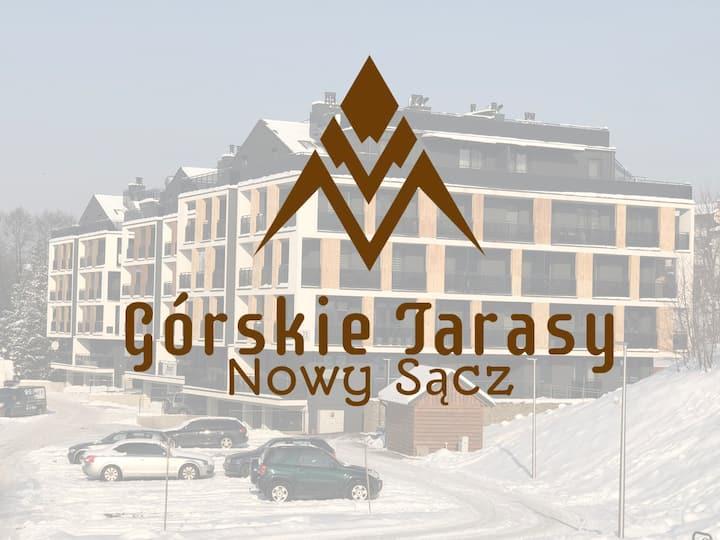 Apartament Górskie Tarasy Nowy Sącz