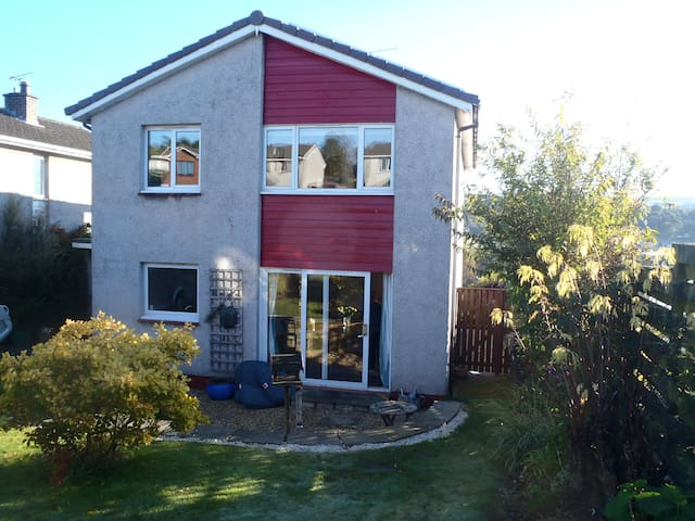 Stunning Views - quiet family home - Dunblane - Hus