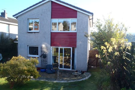 Stunning Views - quiet family home - Dunblane