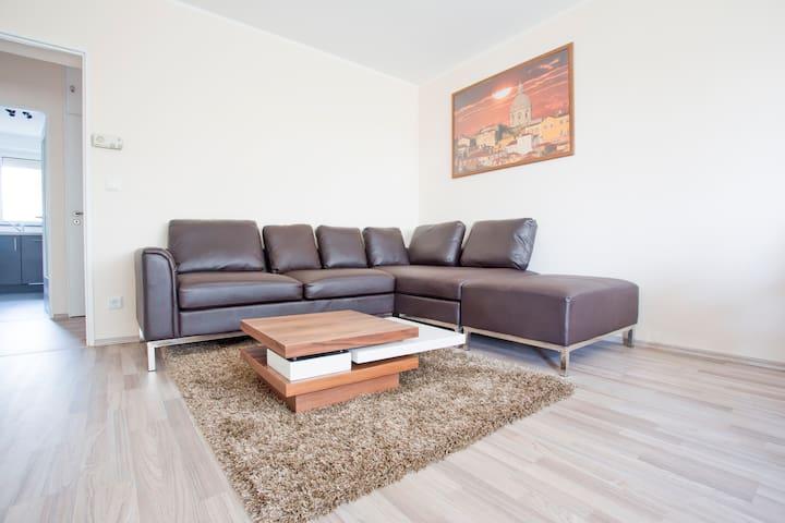 Fully furnished 3-room apartm. Darmstadt-Bessungen