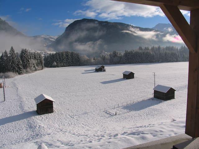 New chalet Morzine great views - Essert-romand - House