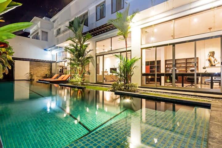 Villa Onyx 4 chambres sur 3 niveaux