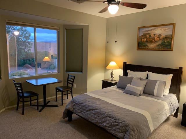 Master Bedroom in Beautiful Home - Near Sedona