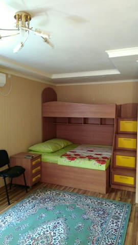 Cozy 1 room appartament - Cherkasy - Apartment