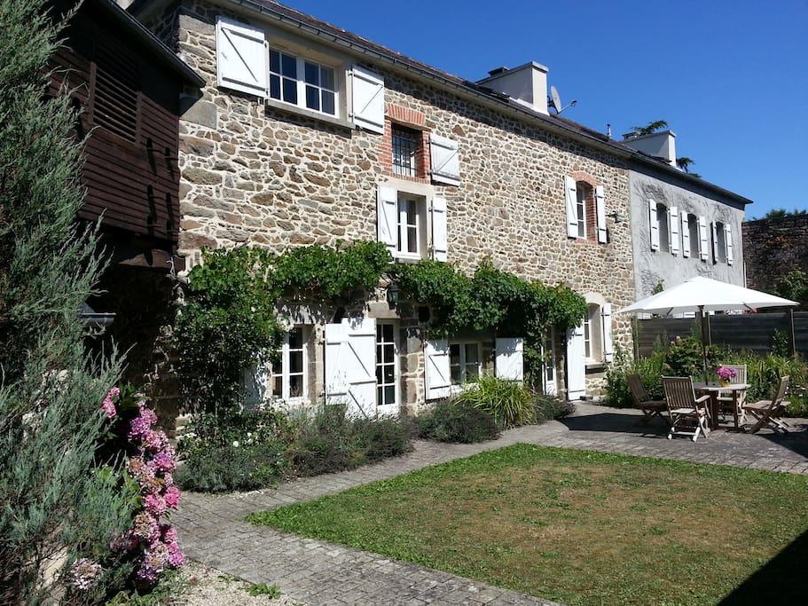 Brittany Villas To Rent