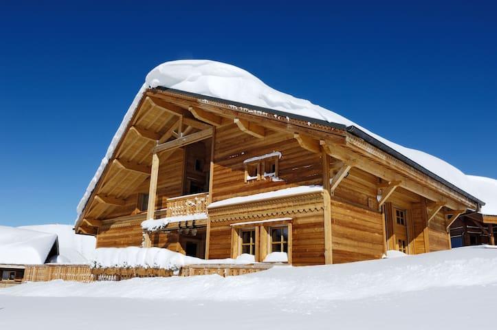 Altitude 1880m- Ski & Spa- Sundeck - Huez - Bungalo