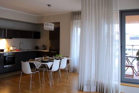 Семейные апартаменты у моря - Saulkrasti - Apartmen