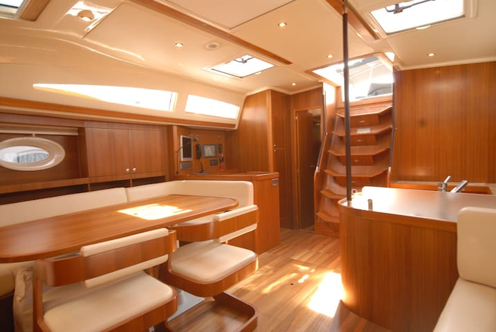 Cabins for 2 to 4 pax in sailboat - Valencia - Barca