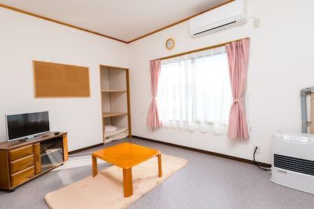 C★黒石駅徒歩15分、Kuroishi station 15min. - Kuroishi-shi - Rumah Tamu