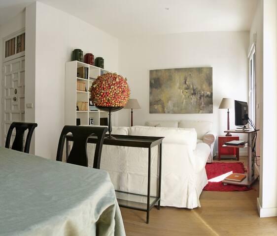 wonderful apartment in Santa Cruz 1 - Sevilha - Apartamento