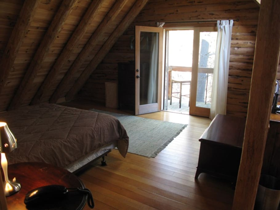 Catskills luxury log cabin cabins for rent in catskill for Cabins in the catskills
