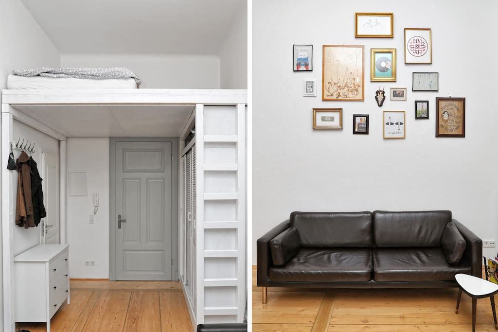 wonderful flat in the neustadt apartments for rent in. Black Bedroom Furniture Sets. Home Design Ideas