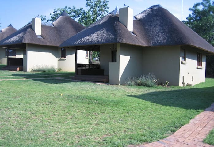 Impangele Lodge-Cottage Nº 2 - Johannesburg