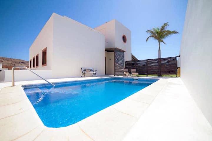 Villa Galea lugar de descanso, sol y tranquilidad