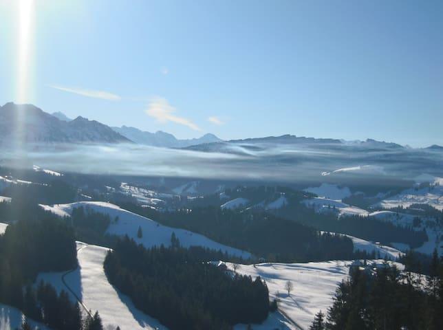 Wintermärchen im Dezember