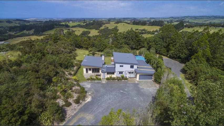 Magical mangawhai on 3 acres