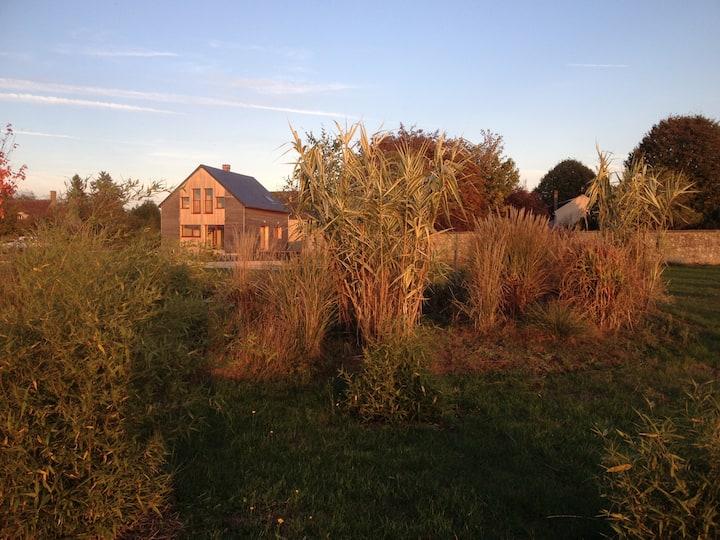 """Maison à 100m de la LOIRE  et """"bruit des oiseaux"""""""
