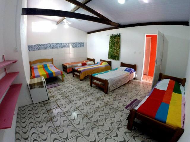 Pousada Hostel Mahalo - arraial d'ajuda  - Appartement