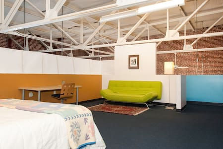 Beautiful loft in Jack London office space - Oakland