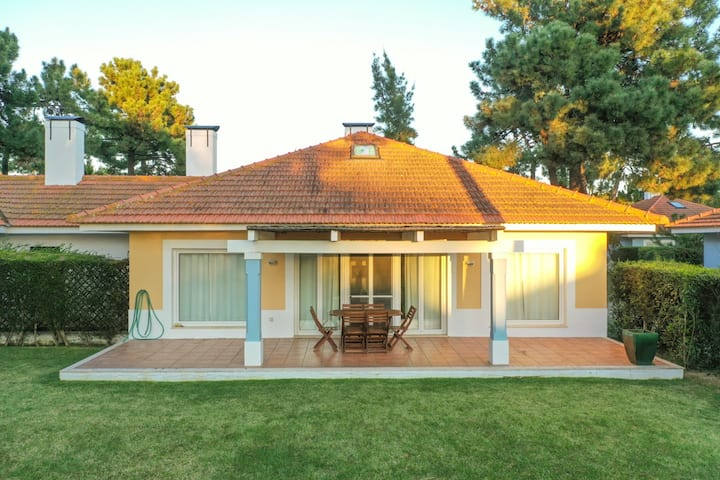 Luxury Three Bedroom House at Comporta Beach