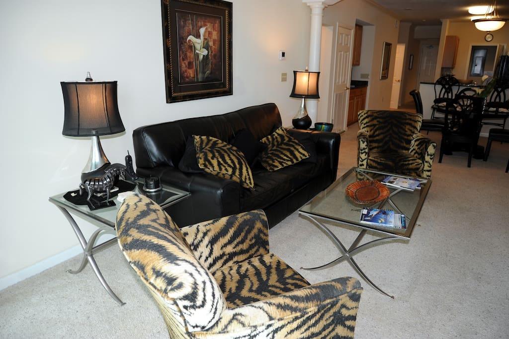 Legacy I  803-Living Room