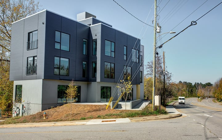 Broadway Loft 310: Downtown Asheville's newest gem, upscale luxury!