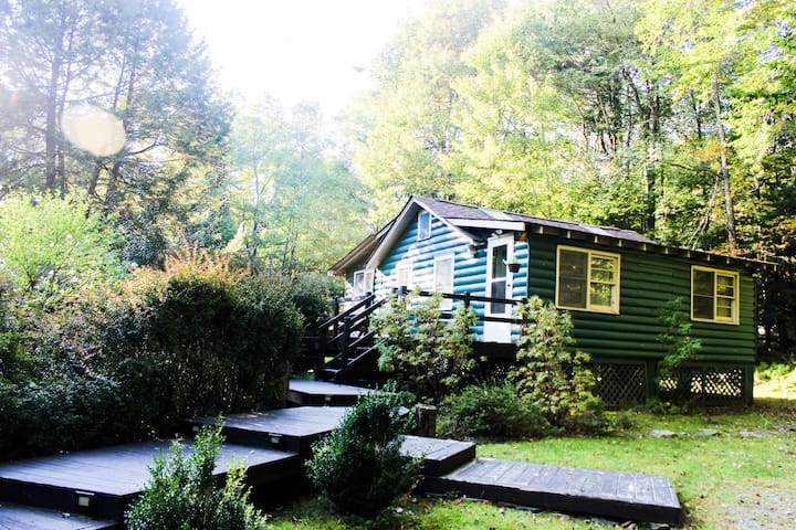 Cabin30: Sunny Sanctuary in the Heart of Smallwood