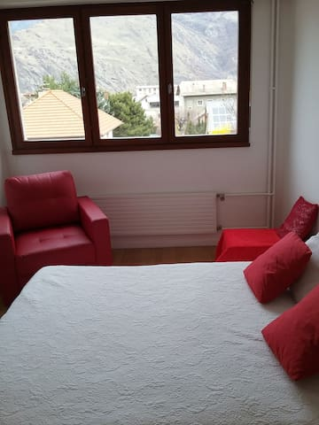 Location chambre double - Saint-Jean-de-Maurienne - Apartmen