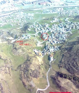 MANSARDA-ATTIC IN AOSTA CHARVENSOD (AOSTA VALLEY) - Charvensod - Dom