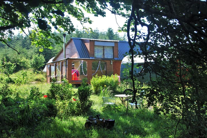 Meadowsweet Forest Lodge, a safe haven in nature
